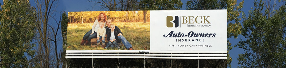 about Beck Billboard